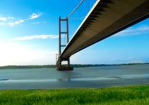 Hull's Humber Bridge