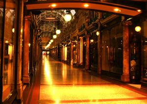 Leeds City Arcade